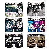 Freegun Stormtrooper Shepperton Design Studios - Calzoncillos para hombre Stormtrooper 05 S