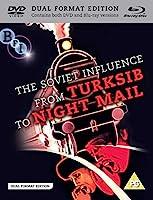 Soviet Influence From Turksib to Night Mail [Blu-ray] [Import]