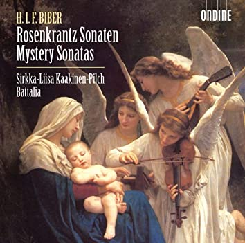 Biber: Rosenkrantz Sonaten
