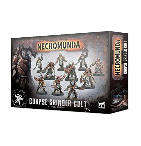 Games Workshop Necromunda - Corpse Grinder Cult
