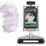 GODLV Infrarrojo medición de temperatura humana reconocimiento de rostro control de acceso todo en uno máquina infrarroja terminal sin contacto Fiebre cámara térmica cámara térmica
