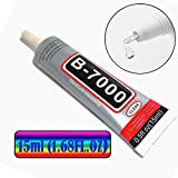 IFLYRC B-7000 Adhesive, Multifunctional Glue Paste Adhesive Suitable for DIY Jewelry Phone Screen Repair RC Tires Paste (15ml)