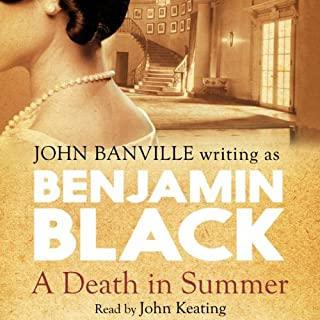 A Death in Summer cover art