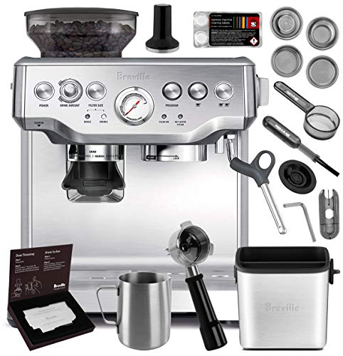 Best breville barista express sale review 2021