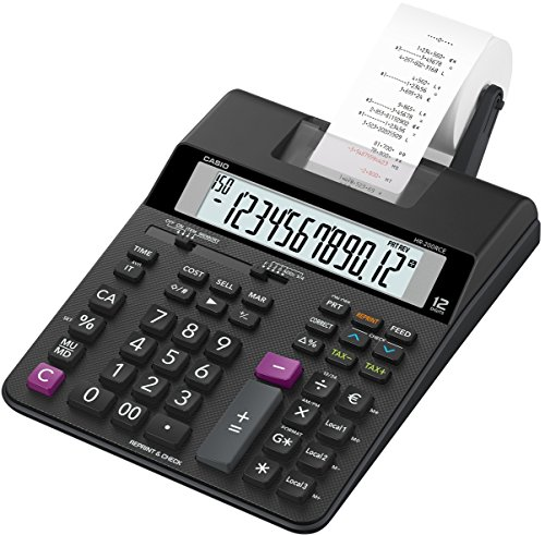Casio HR-200RCE Calculadora de...