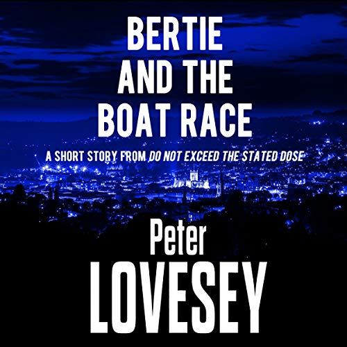 Bertie and the Boat Race cover art