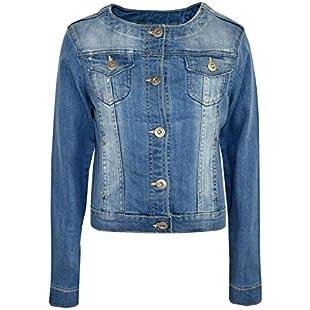Kids Girls Jacket Denim Style Stylish Fashion Jeans - Girls Denim Jacket 9-10