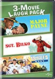 Major Payne / Sgt. Bilko / McHale's Navy (1997) 3-Movie Laugh Pack