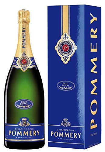 Champagne Pommery Brut Royal Magnum mit Geschenkverpackung (1 x 1,5 l)