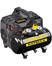 STANLEY FATMAX 101/8/6SI DST 101/8/6 Silent Air Compressor