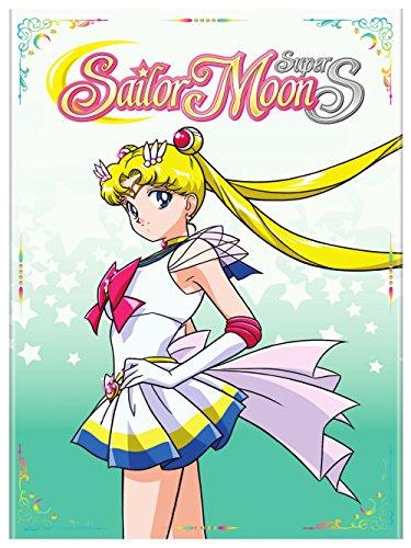 Sailor Moon Supers Part 1: Season 4 (3 Dvd) [Edizione: Stati Uniti] [Italia]