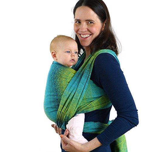 Didymos Babytragetuch, Modell Ada Malachit, Größe 6