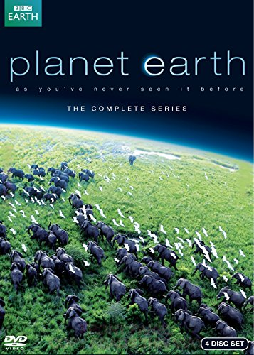 Planet Earth: The Complete Series (Repackage/DVD)