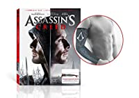 Assassin's Creed Exclusive Limited Edition + Hidden Dagger Arm Sleeve (Blu Ray + DVD + Digital HD)