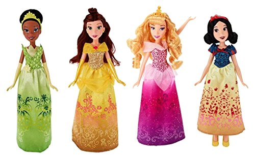 Hasbro B6446 Surtido Princesas Disney Stdo. 2 -cv16- (Hasbro B6446)