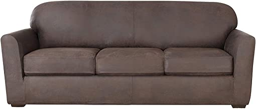 Best leather sofa slipcovers Reviews