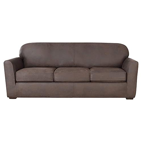 Leather Sofa Cover: Amazon.com