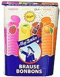 Frigeo Ahoj-Brause, Die Klassiker: runde Brause-Bonbons in den vier Geschmacksrichtungen Zitrone,...