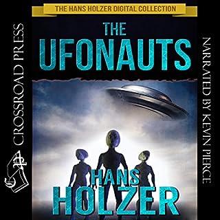 The Ufonauts audiobook cover art