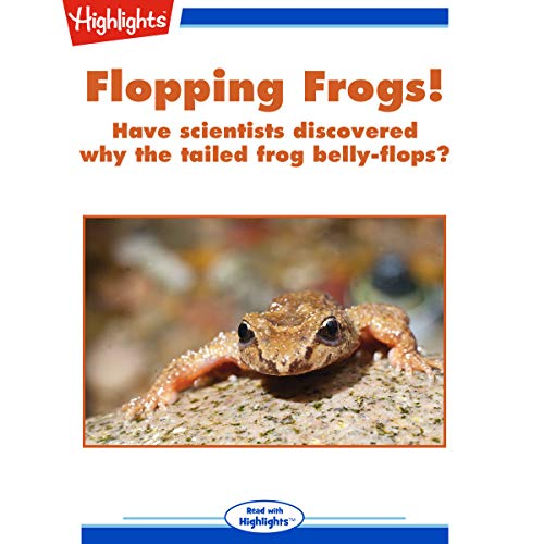 Flopping Frogs copertina