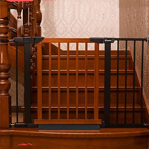 Huo Porte Bébé en Bois for Portes Extension Safety 1st Pression Fit Rétractable Chatière for Les Escaliers D'intérieur (Size : 173-180cm)
