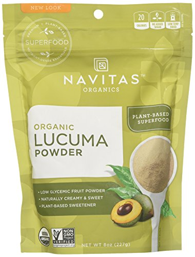 NAVITAS LUCUMA POWDER, 8 OZ