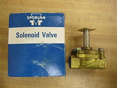 Sporlan Valve Company KR184P1 SPORLAN SOLENOID VALVE from Sporlan Valve Company