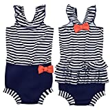 Splash About Baby Happy Nappy Costume, Nautical, 12-24 Months