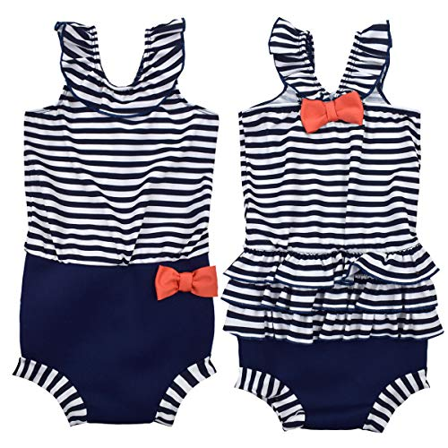 Splash About Baby Happy Nappy Kostuem, Nautical, 12-24 Monate