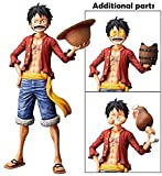 One Piece Grandista Nero Monkey D. Luffy Figurine 28 cm