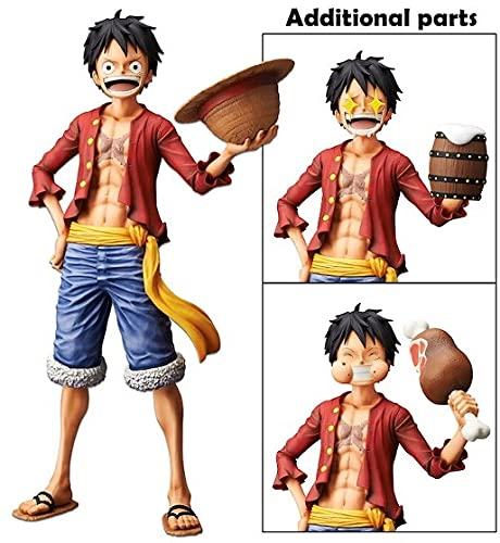 One Piece Grandista Nero Monkey D. Luffy Figurine 28 cm