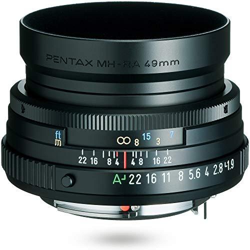 PENTAX リミテッドレンズ 標準~中望遠単焦点レンズ FA43mmF1.9 Limited ブラック Kマウント フルサイズ・AP...