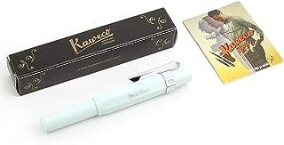 Kaweco Sport Skyline Fountain Pen Mint, Fine Nib with Kaweco Sport Octagonal Clip Chrome