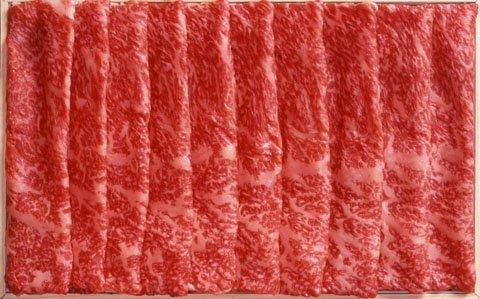 山形県特産品 米沢牛 リブロースしゃぶしゃぶ用 800g