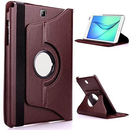 QiuKui Tab Funda Para Samsung Galaxy Tab 4 10.1 pulgadas, cubierta de la caja de la tableta Flip Funda de cuero Para Samsung Galaxy Tab 4 10.1 pulgadas T530 T531 T535 SM-T530 T533 SM-T531 SM-T535 TAB4