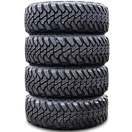 Set of 4 (FOUR) Accelera M/T-01 Mud Off-Road Light Truck Radial Tires-31X10.50R15LT 31X10.50X15...