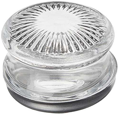 Tops Mfg Fitz-All Replacement Percolator Top, Glass, 13/16-Inch to 1-1/2-Inch