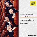 String Quartet No. 1 in C Minor, Op. 51 No. 1: III. Allegretto molto moderato e comodo - Un poco più animato