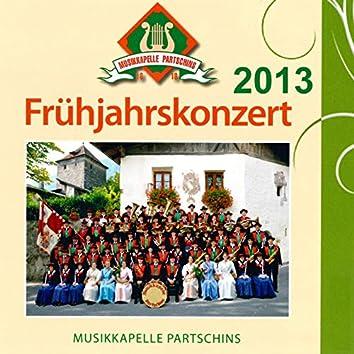 Frühjahrskonzert 2013