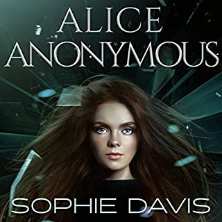 Alice Anonymous audiobook cover art