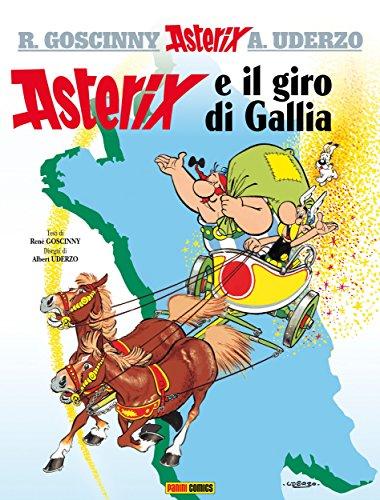 Asterix e il giro di Gallia (Italian Edition)