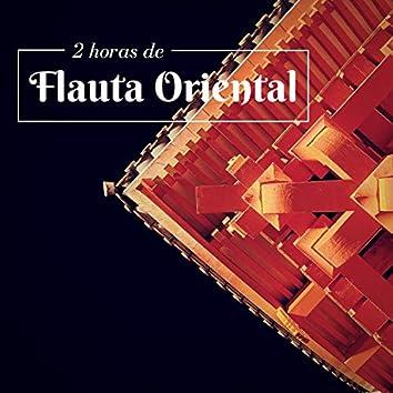 2 Horas de Flauta Oriental - Música de Ambiente Relajante y Antiestrés Aliviar la Ansiedad y Relajarse