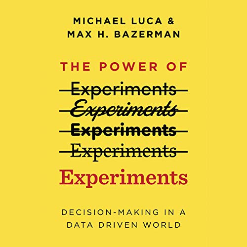 The Power of Experiments cover art