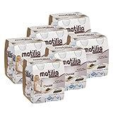 Matilia - Boisson Lactée Grossesse - Chocolat - Riche en Vitamines et en Minéraux - Femme enceinte - Lot de 6
