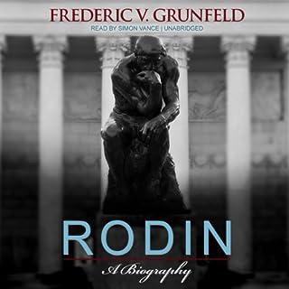 Rodin audiobook cover art