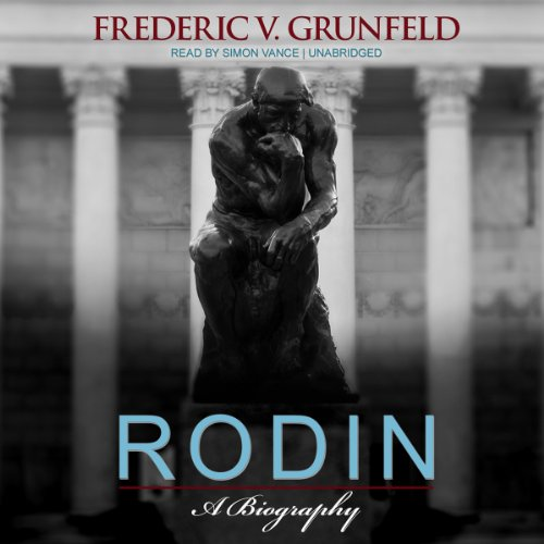 Rodin audiobook cover art