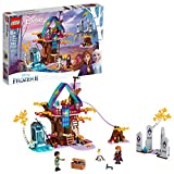 LEGO Disney Frozen II Enchanted Treehouse 41164 Toy Treehouse Building Kit featuring Anna Mini Doll and Bunny Figure for Pretend Play (302 Pieces)