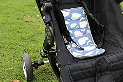 Lucky Baby's Stroller, Baby Carrier & Car Seat Warmer & Cooler. Use all year to keep Baby Warm in Winter & Cool in Summer. Attaches Effortlessly to anything - or use as a Backpack.