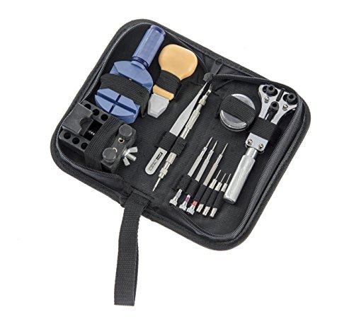 SE 13-Piece Watch Repair Tool Kit -...