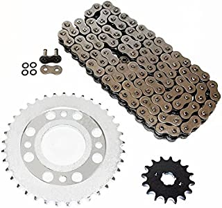 Fits Honda CM400A 530X102 O Ring Chain and Sprocket 16/35